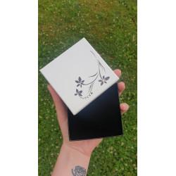 Krabička černá + bílá